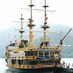 彼岸島 海賊船