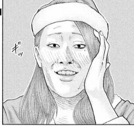 洋子 変顔